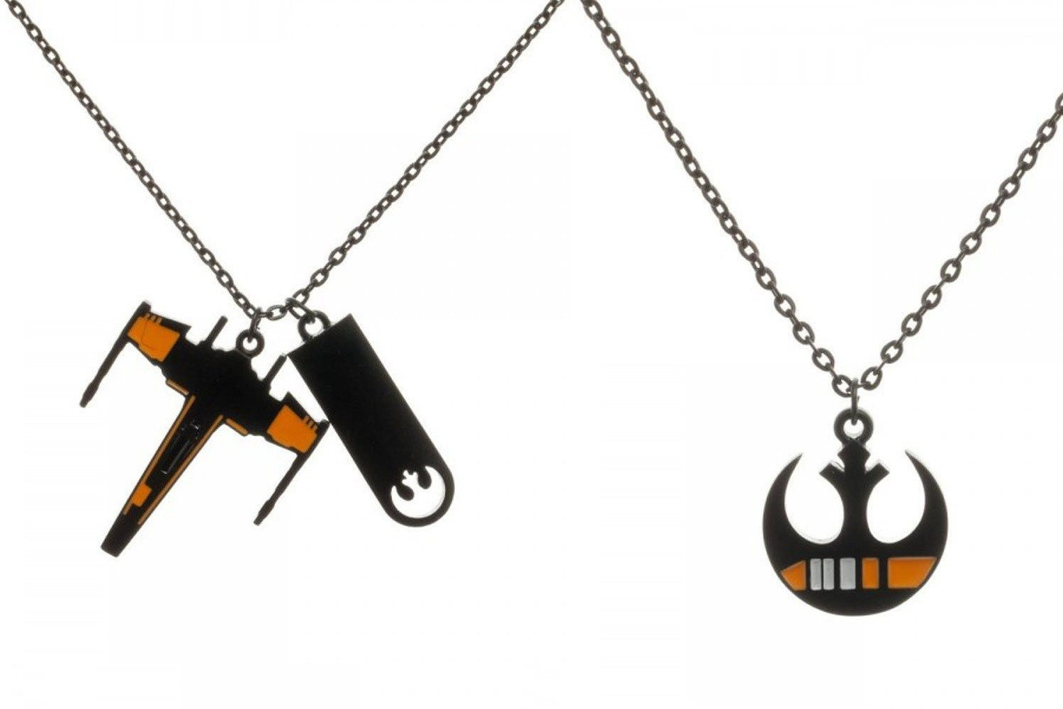 New Black Squadron themed necklaces