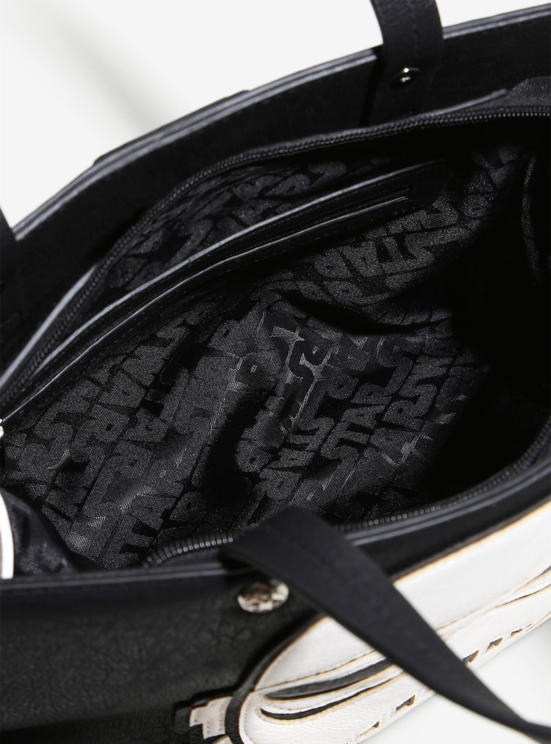 Box Lunch - Loungefly Stormtrooper applique purse