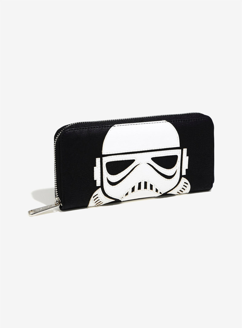 Loungefly Stormtrooper applique purse