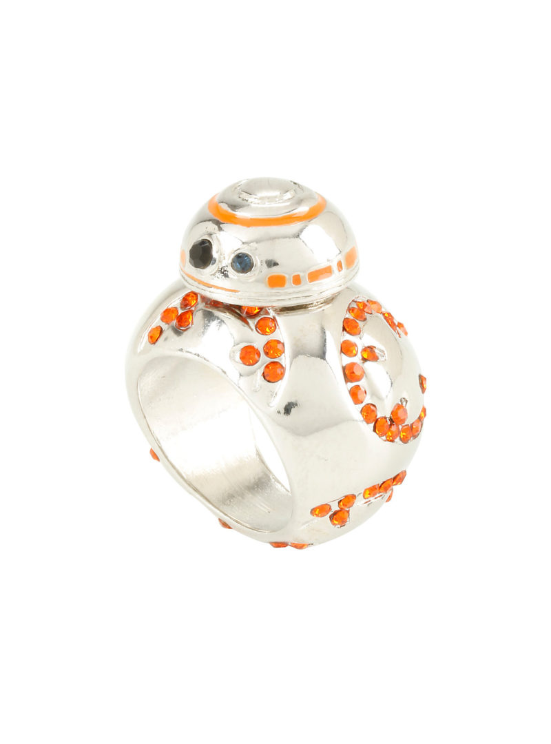 Hot Topic - BB-8 bling ring