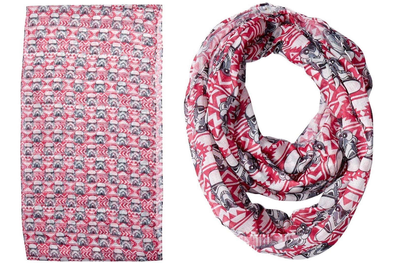 Women's Aztec Stormtrooper infinity scarf