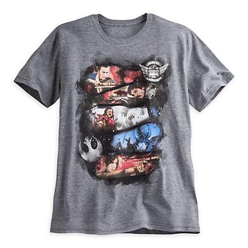 Disney Store - Rogue One adult/unisex t-shirt