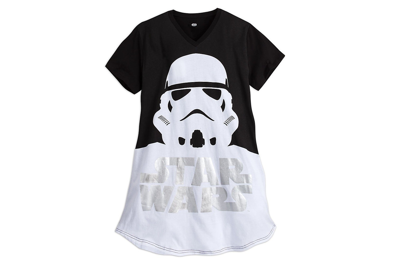 Stormtrooper nightshirt at Disney Store
