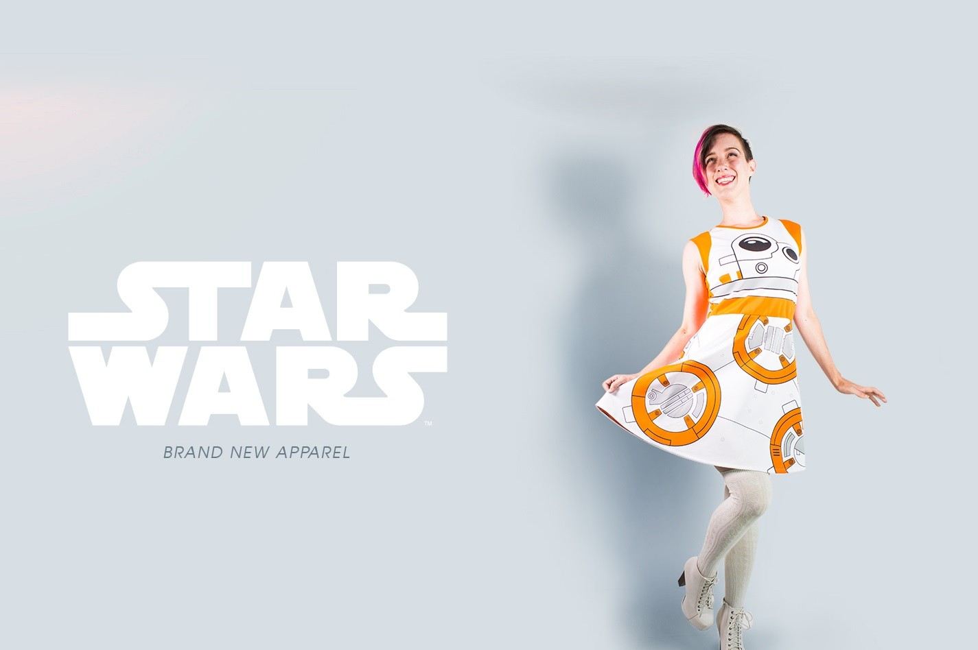 We Love Fine - new women's Star Wars apparel