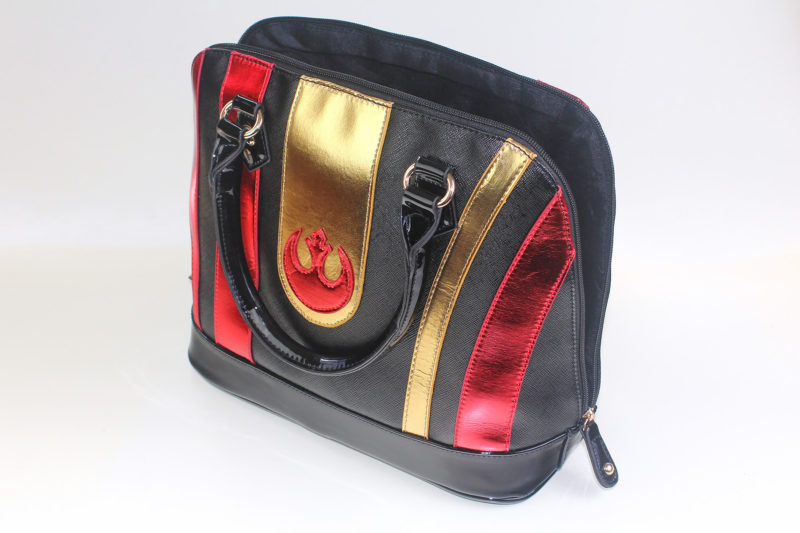 Bioworld - Poe Dameron helmet dome handbag