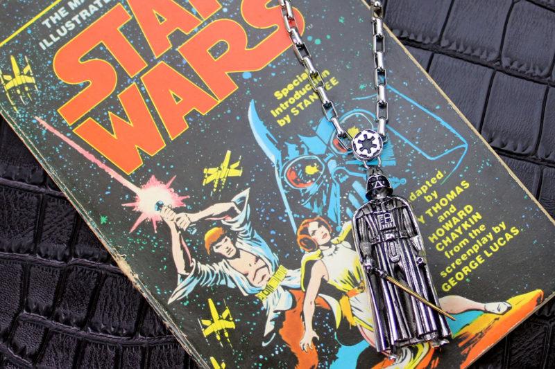 Han Cholo x Star Wars Darth Vader necklace