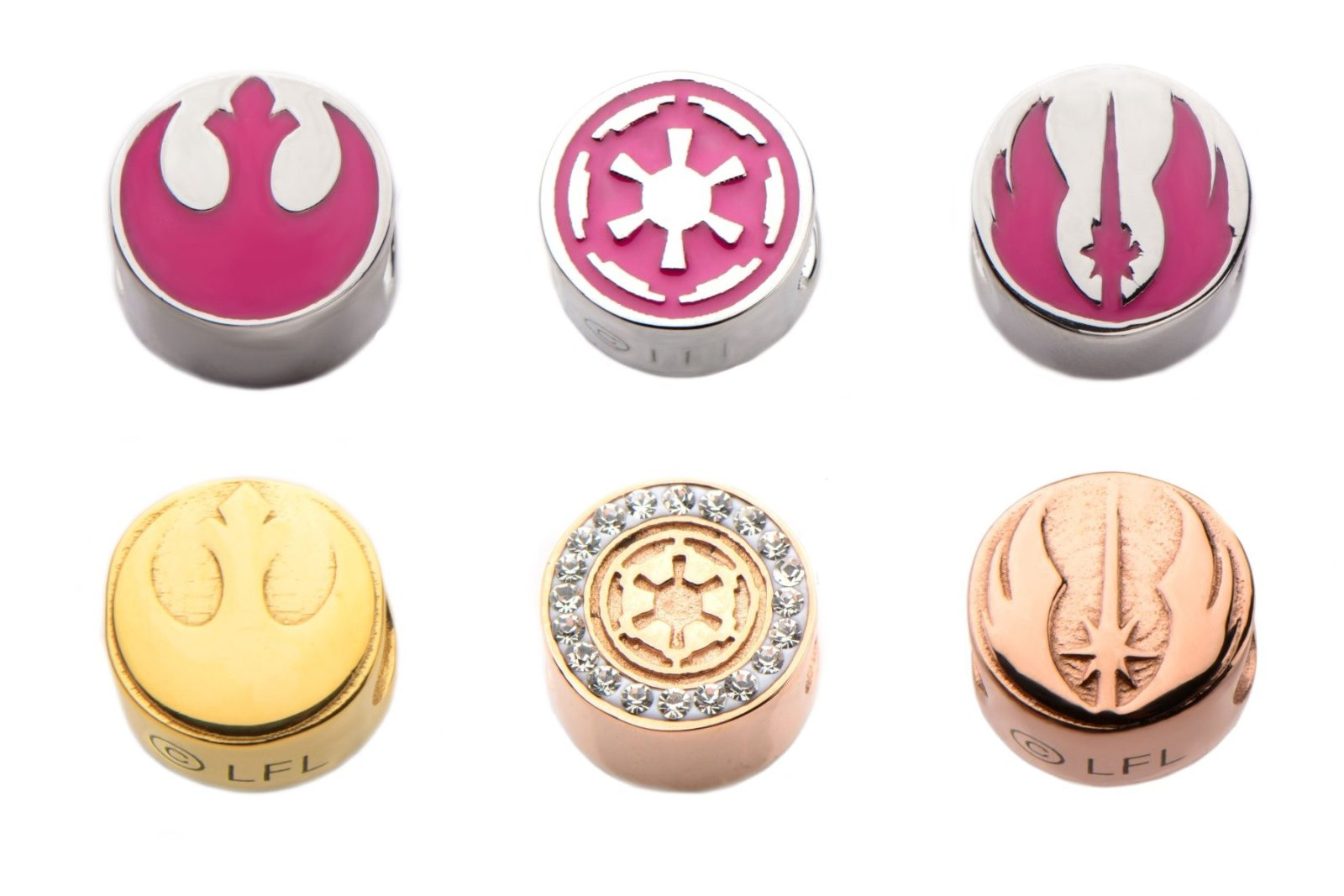 New Star Wars jewelry from Body Vibe