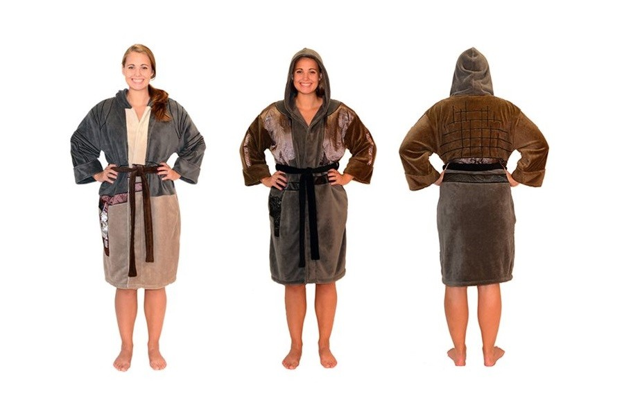 New bath robes at Entertainment Earth