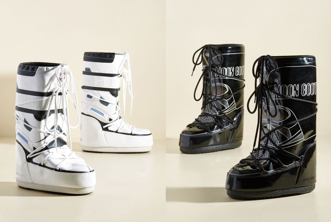 ModCloth - Star Wars Moon Boots