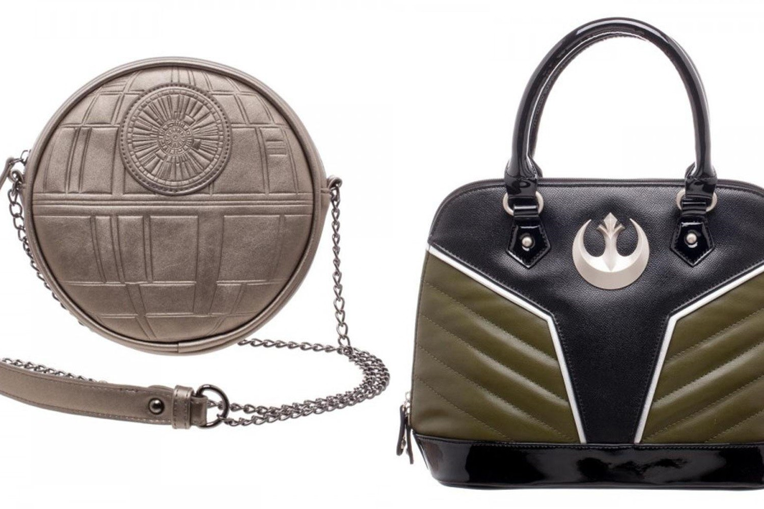 Bioworld x Rogue One bags and wallets