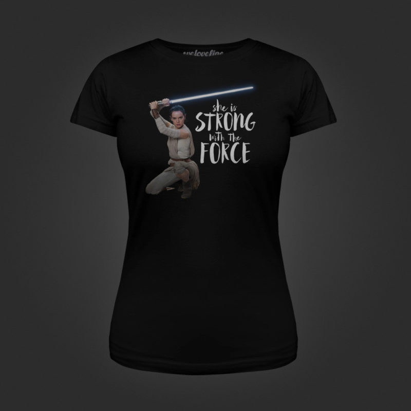 We Love Fine - women's Rey tee
