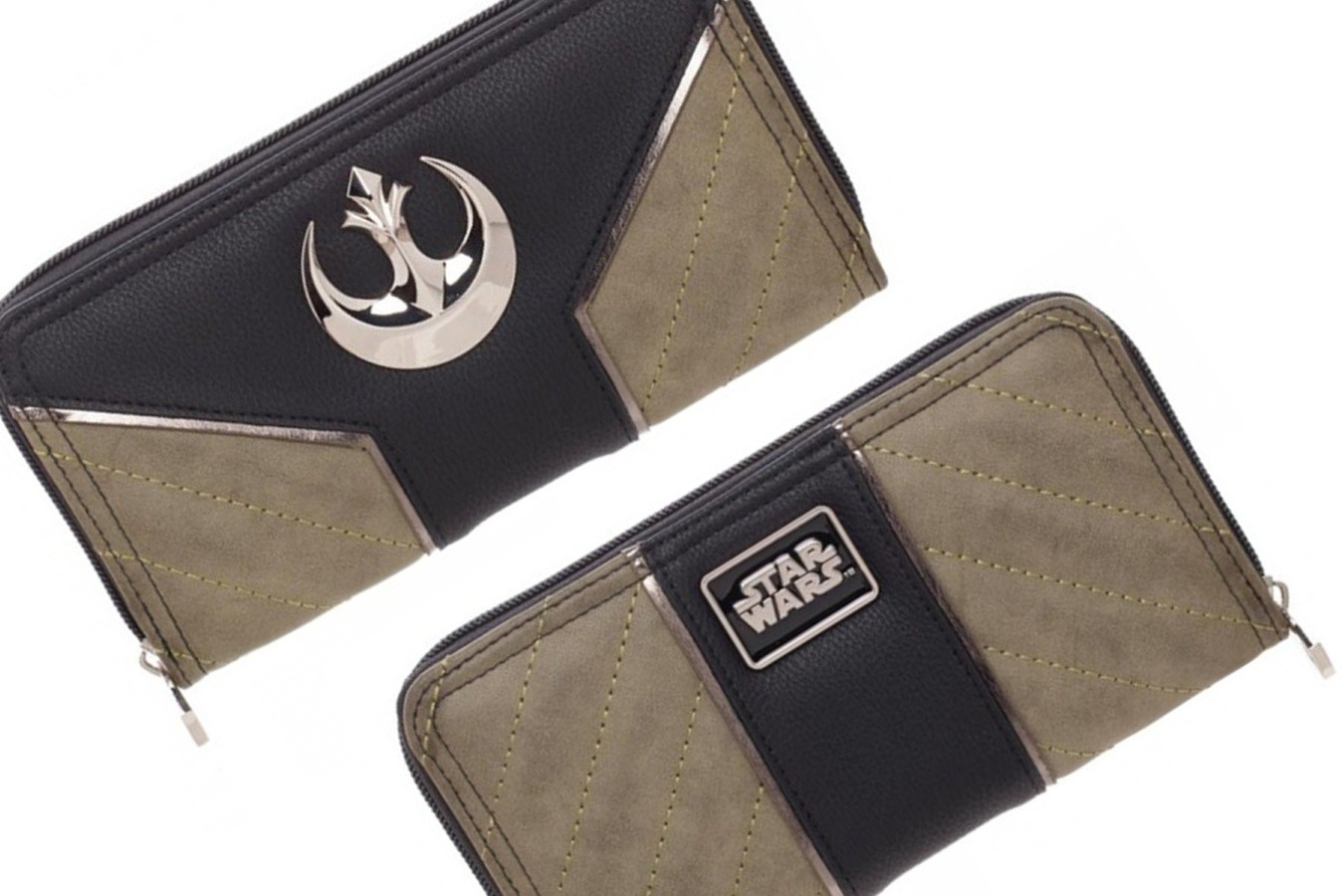 Bioworld Rogue One Jyn Erso wallet available