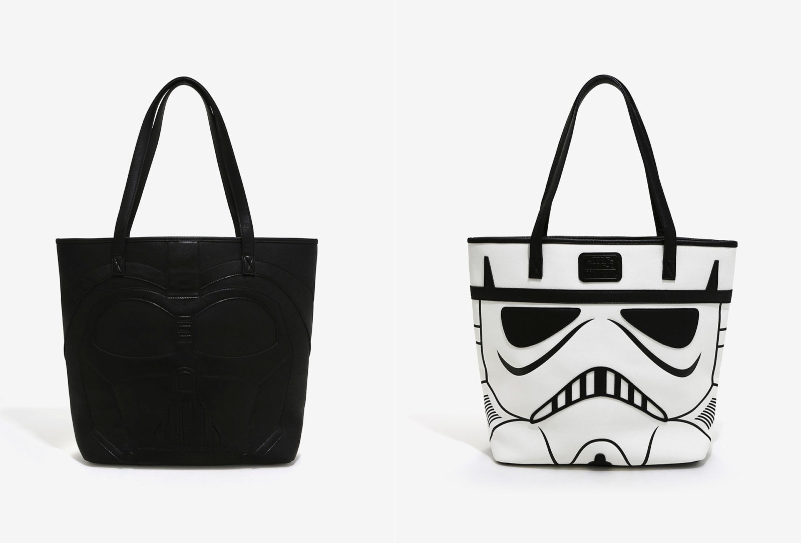New 2-sided Loungefly x Star Wars tote