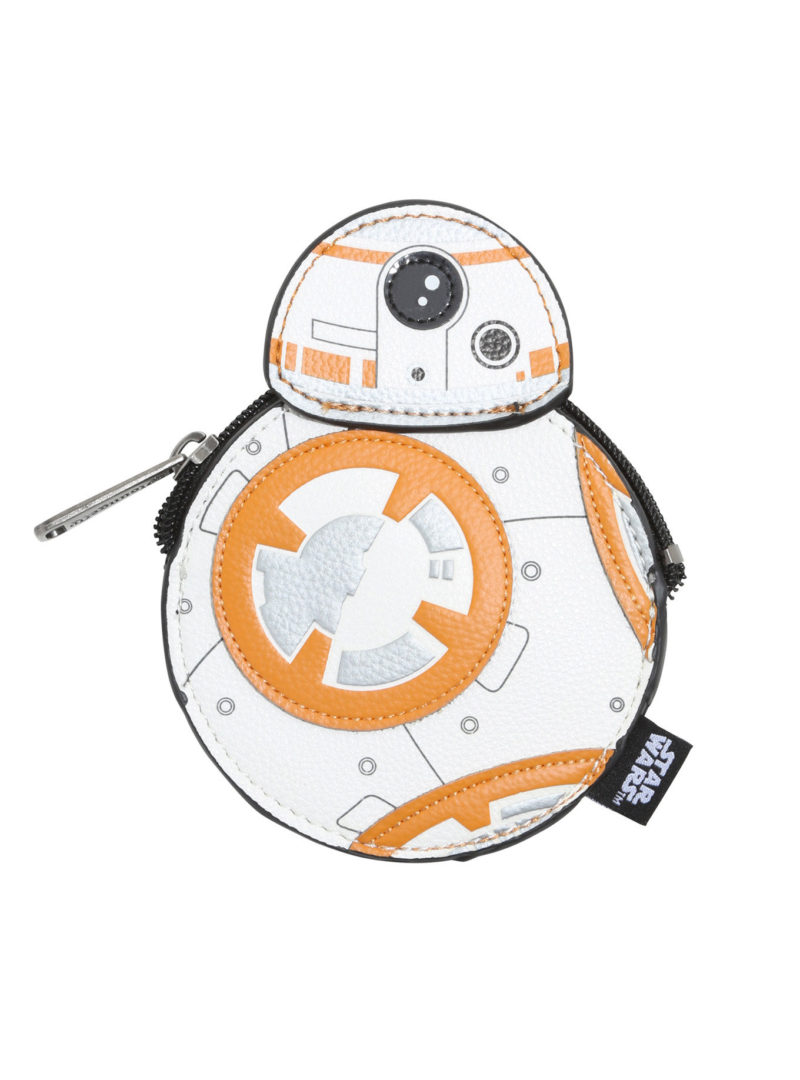 Loungefly x Star Wars BB-8 coin purse available at Hot Topic
