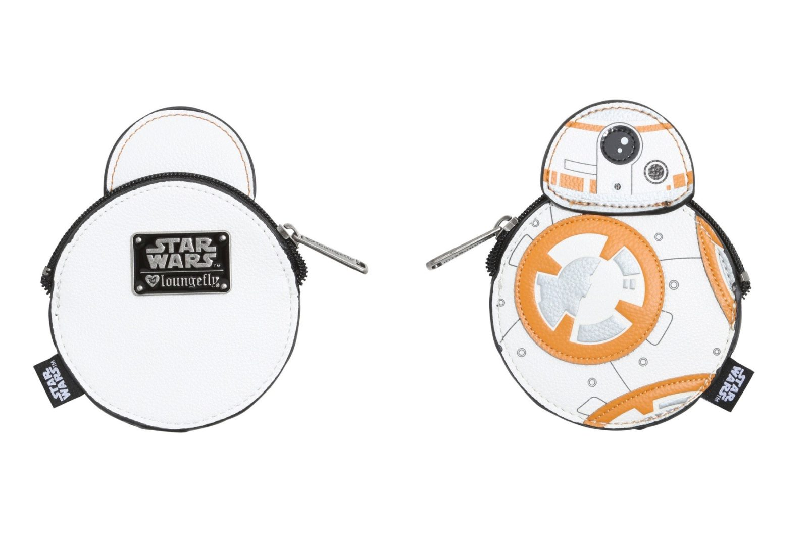 Loungefly BB-8 coin purse at Hot Topic