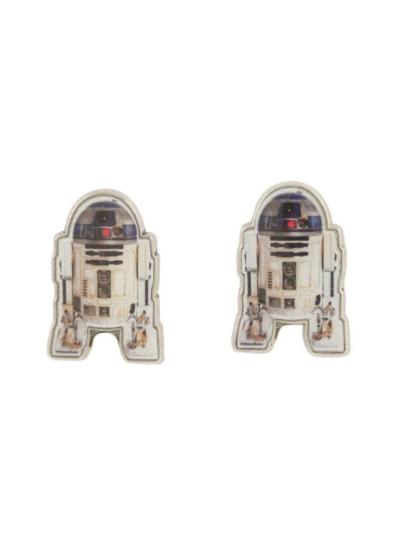 Hot Topic - R2-D2 stud earrings