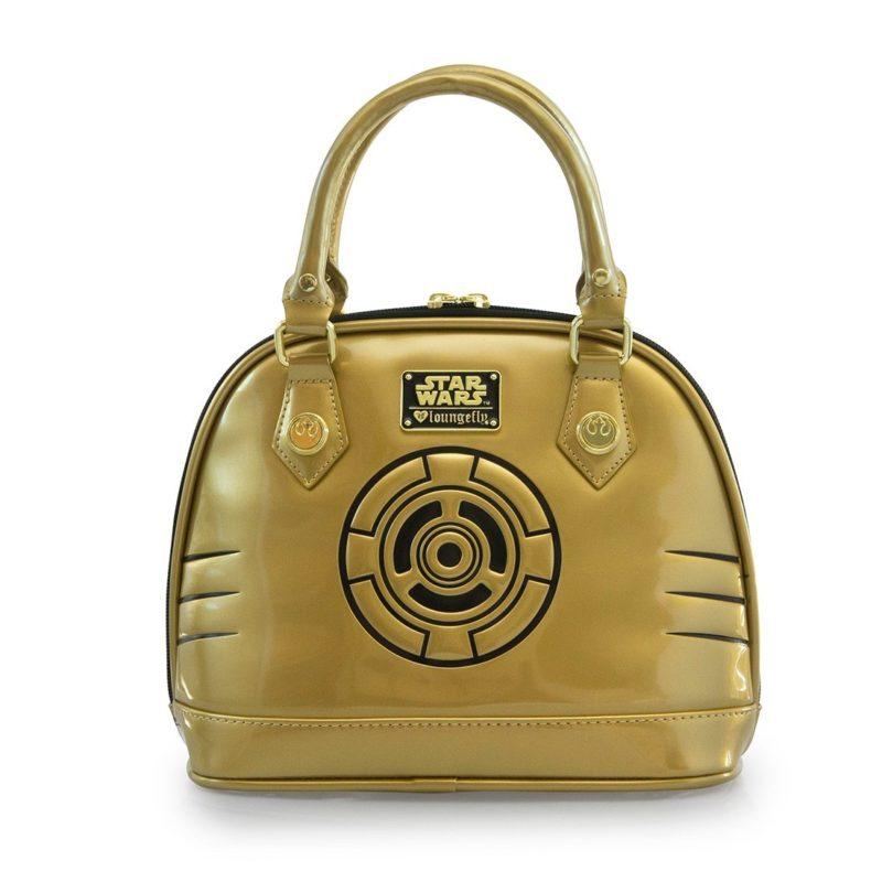 Loungefly X Star Wars C-3PO mini dome bag