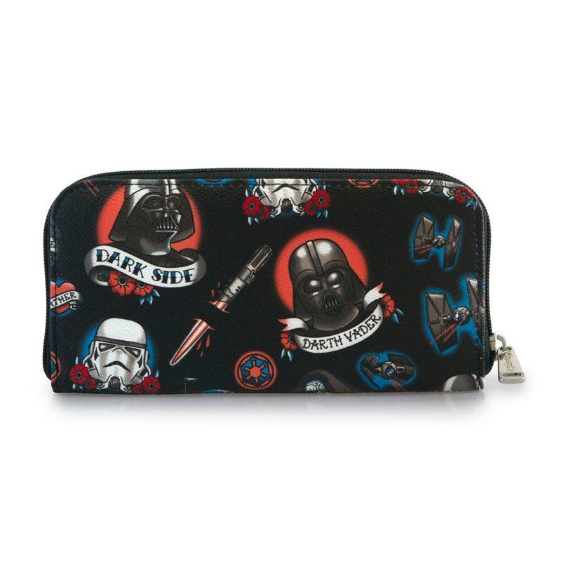 Loungefly X Star Wars Dark Side tattoo wallet
