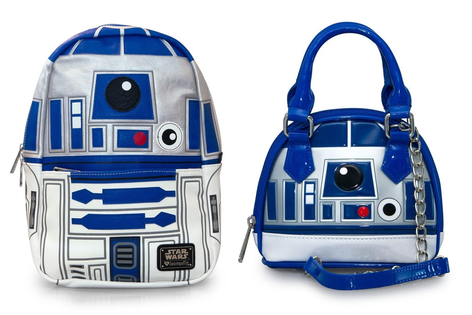 New R2-D2 bags from Loungefly!