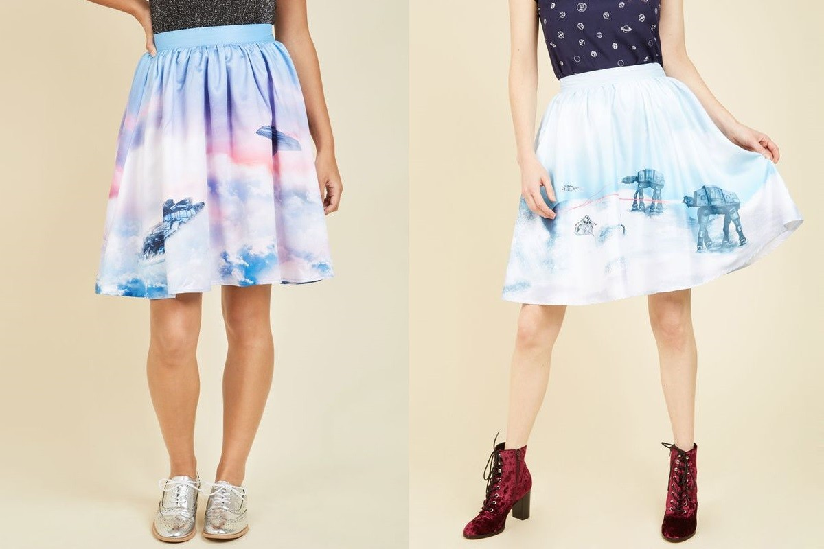 Her Universe skirts at ModCloth!