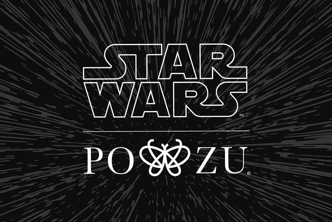 Po-Zu x Star Wars footwear!