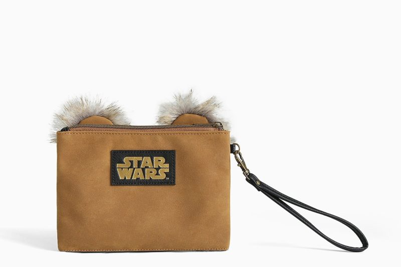 Loungefly x Star Wars ewok clutch available at Torrid