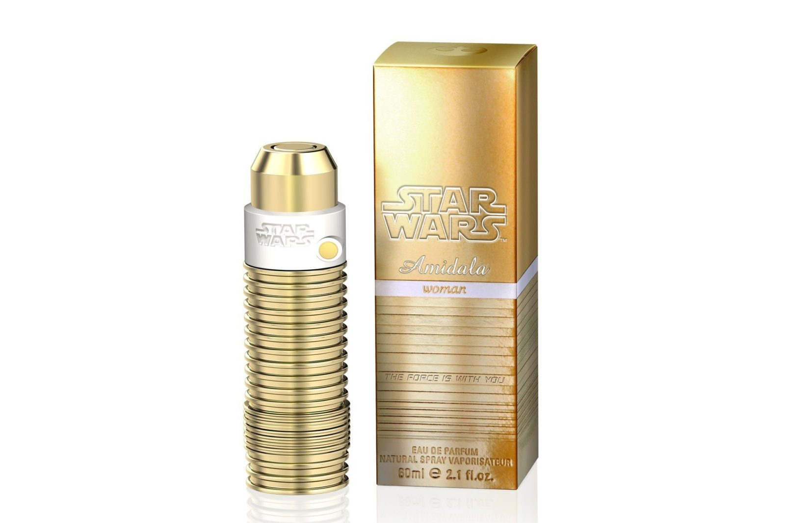 Star Wars Lifestyle Perfumes Available in US