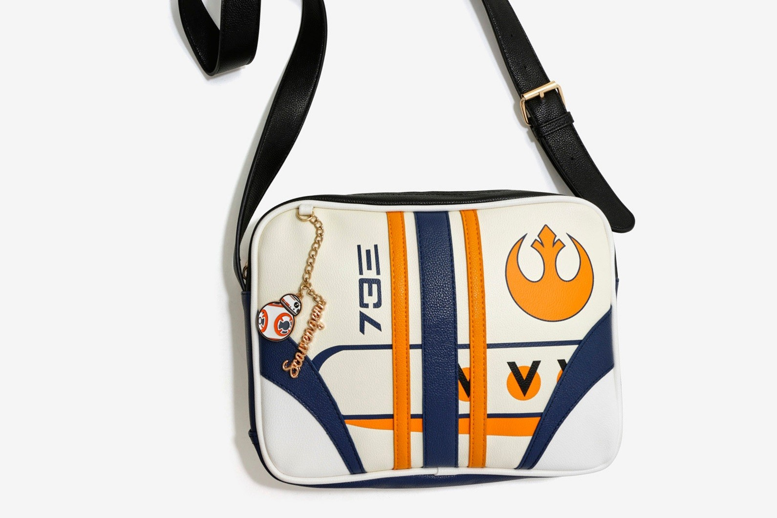 New Rey Rebel bag at Box Lunch