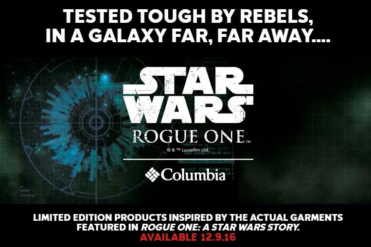 columbia_rogColumbia x Star Wars Rogue One