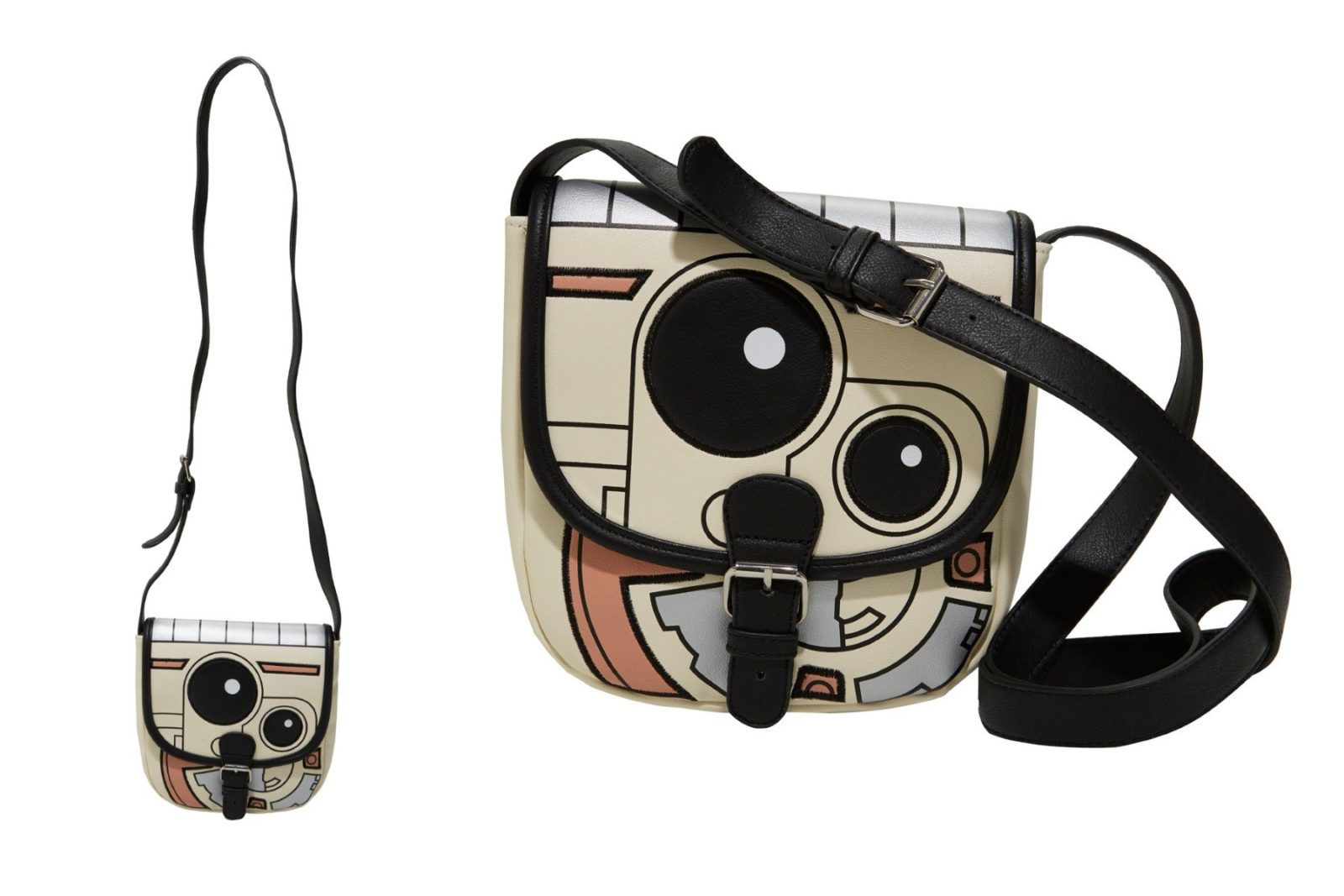 BB-8 pastel saddle bag at Hot Topic