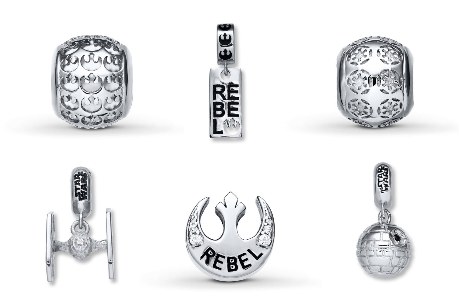 New Kay Jewelers x Star Wars charms - The Kessel Runway