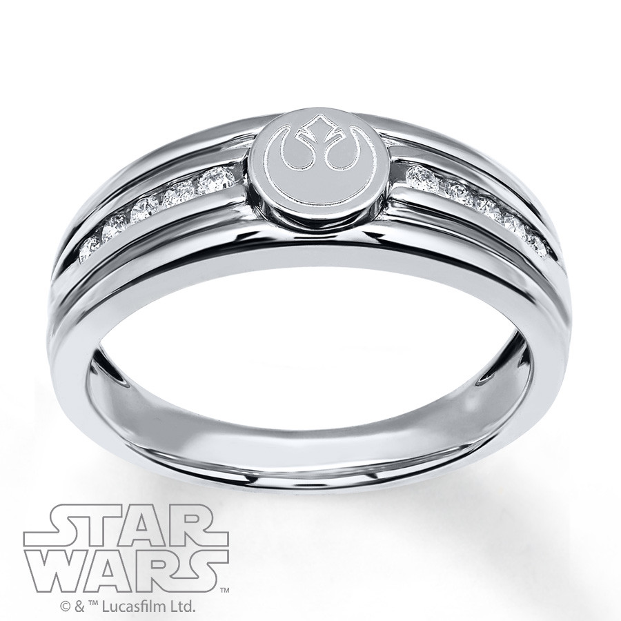 Kay Star Wars Rings