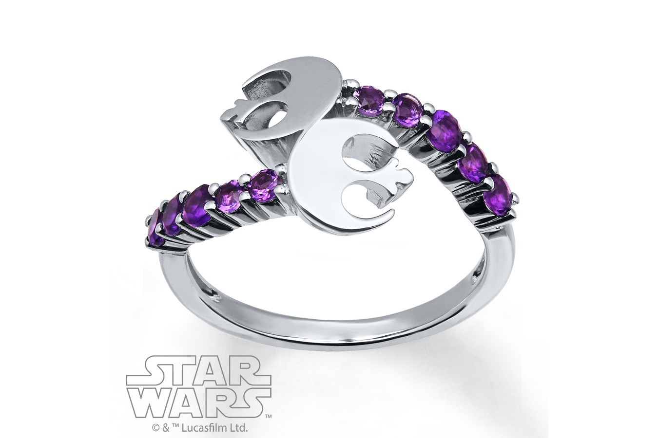 New Kay Jewelers x Star Wars rings