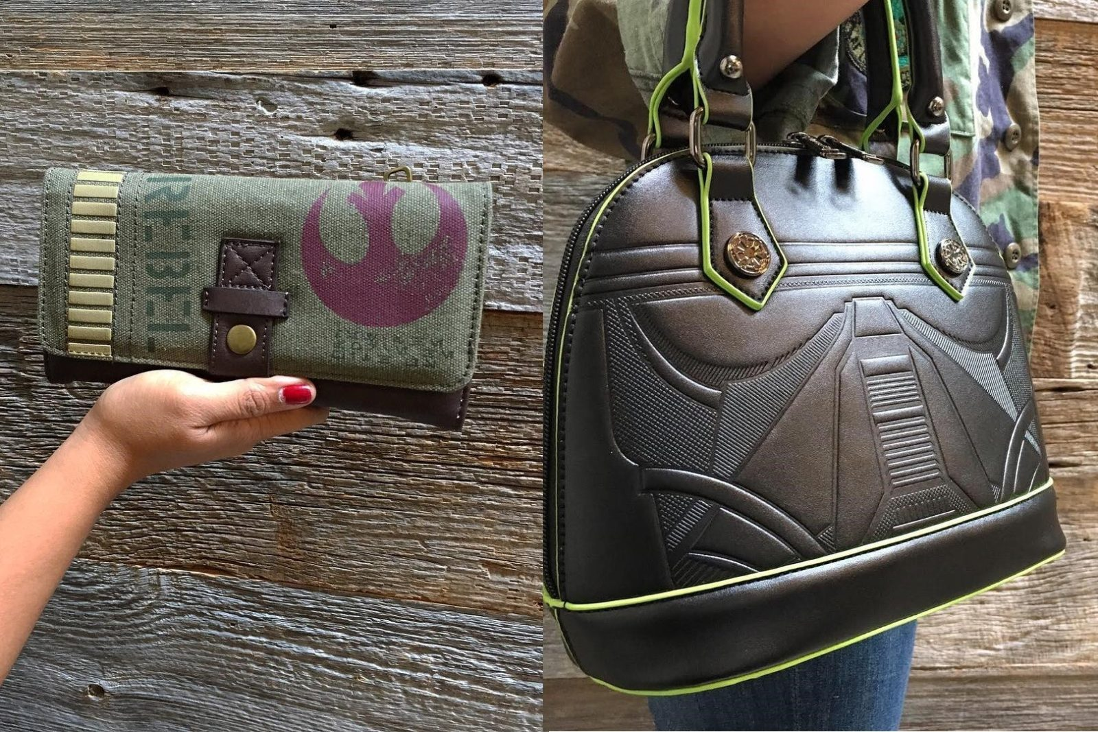 Loungefly x Rogue One collection coming soon!