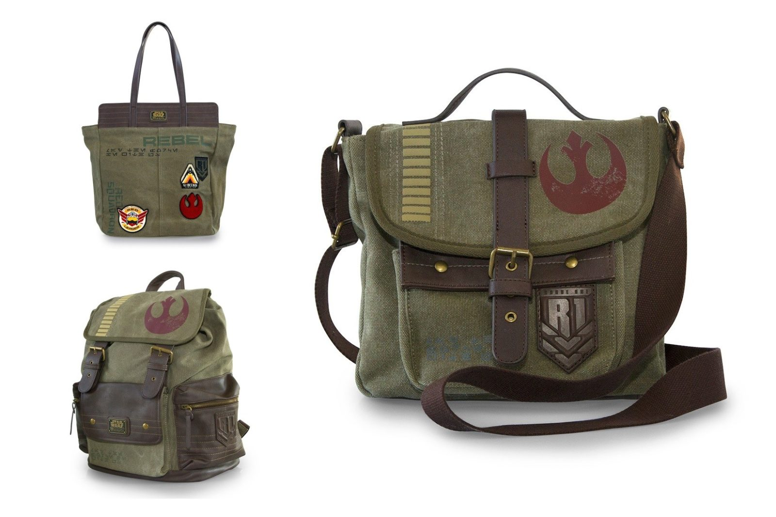 New Loungefly x Rogue One range available!