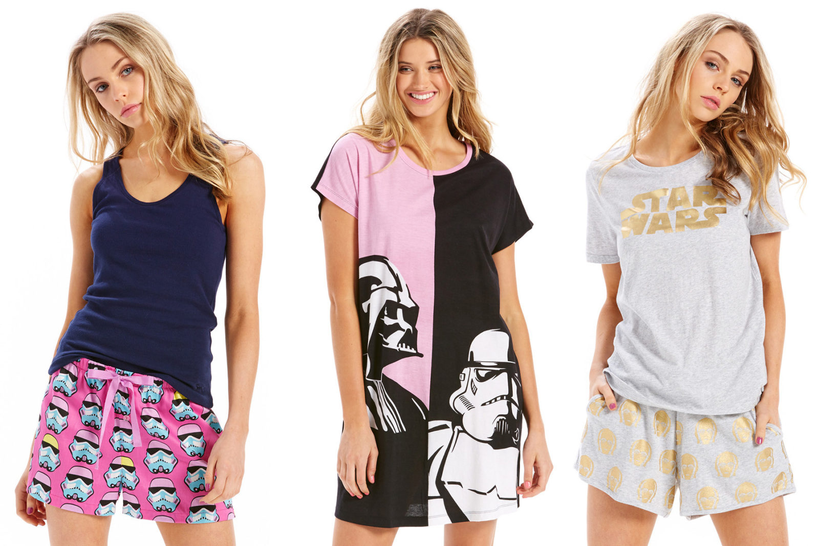 Women's Peter Alexander x Star Wars sleepwear