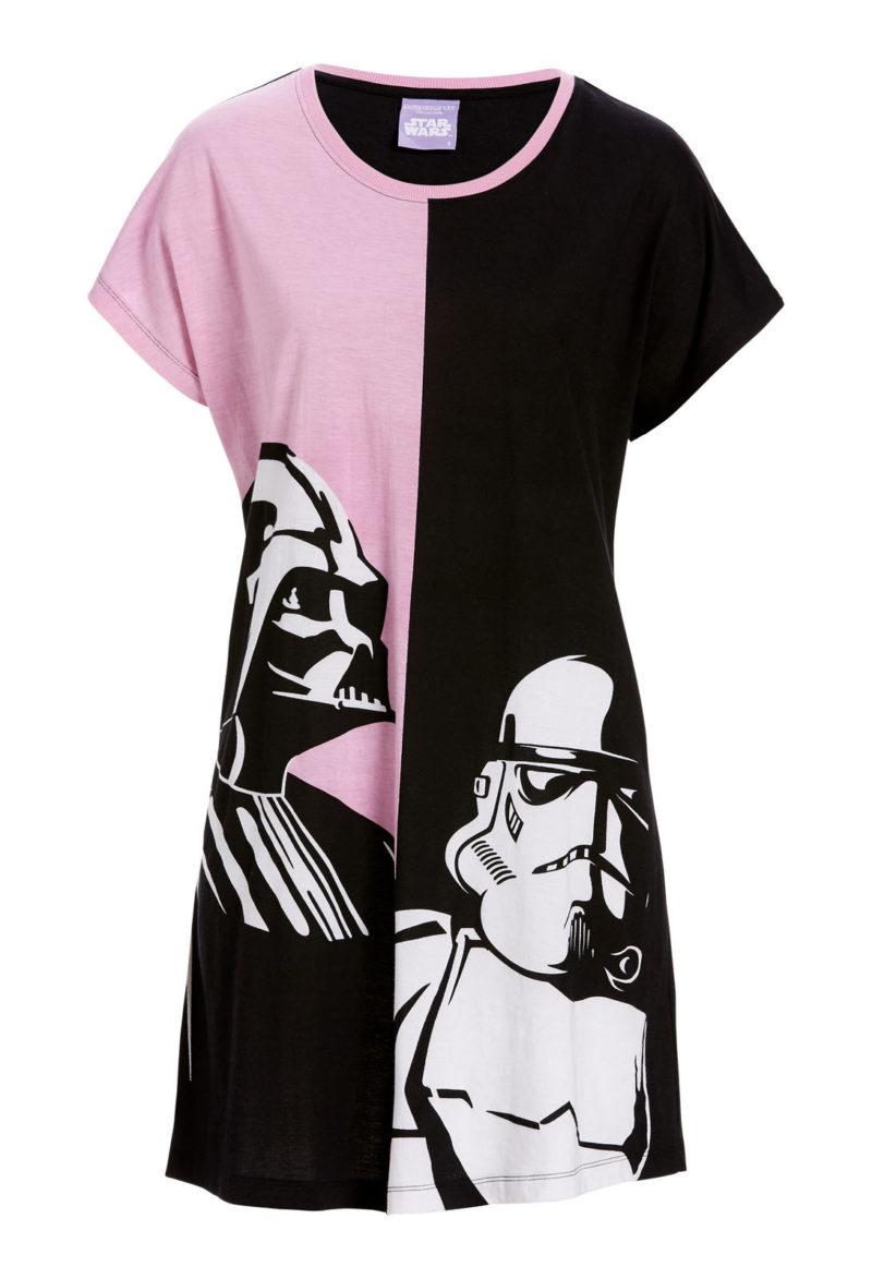 Women's Star Wars sleep tee available at Peter Alexander
