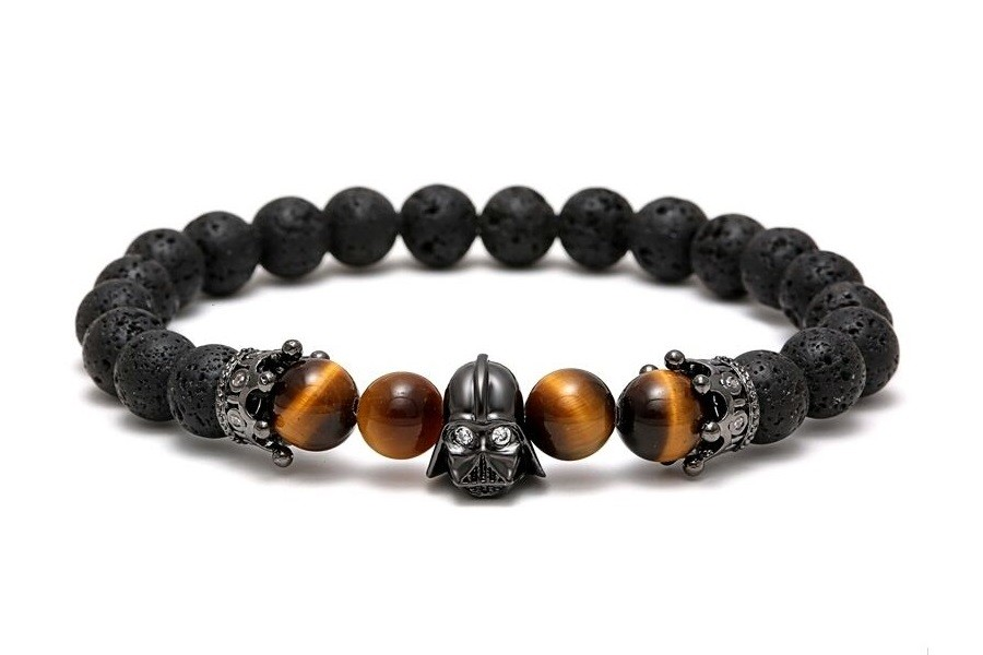 Darth Vader beaded bracelets on eBay