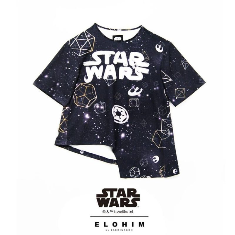 Sabrinagoh x Star Wars collection