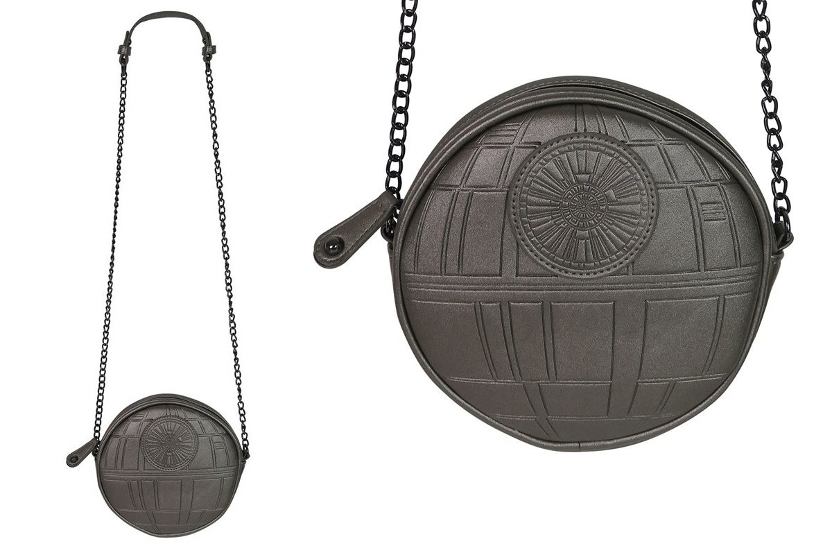 Bioworld Death Star bag at SuperHeroStuff