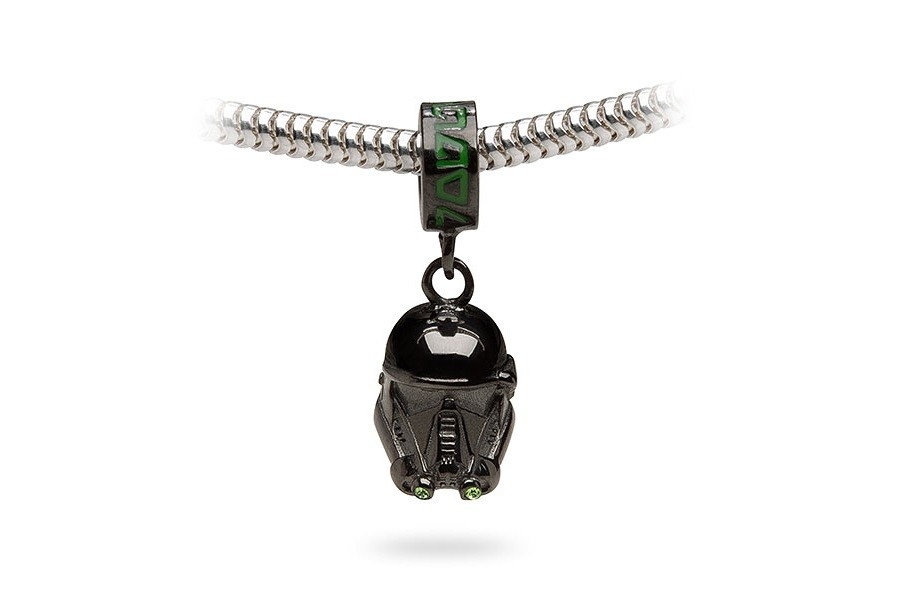 Death Trooper bead charm at ThinkGeek