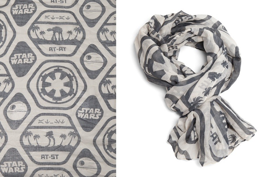 Rogue One lightweight scarf at ThinkGeek