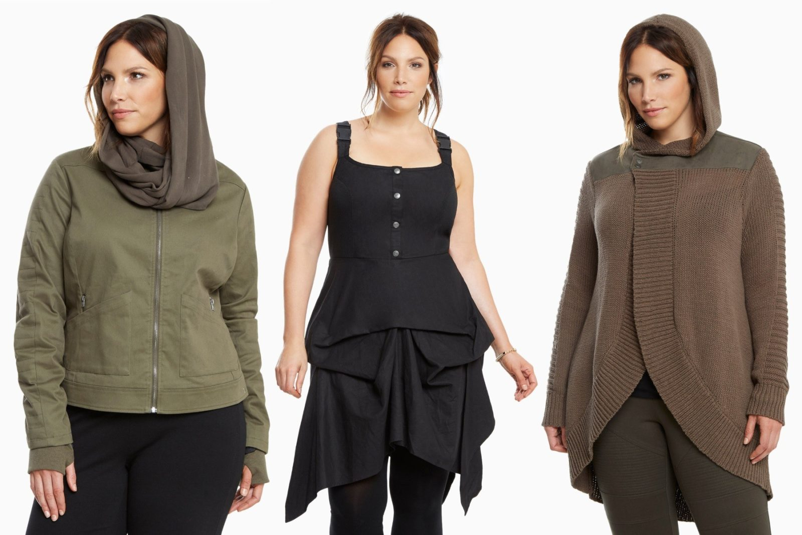 New Rogue One collection at Torrid!