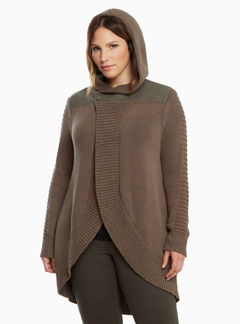 Women's plus size Rogue One Jyn open cardigan available at Torrid
