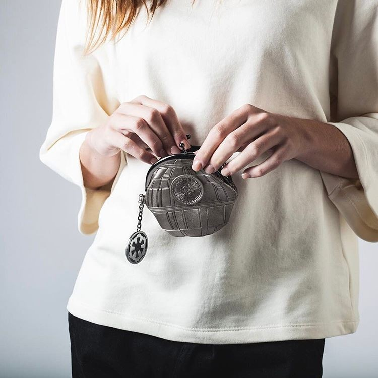 New Death Star coin purse coming soon from Bioworld