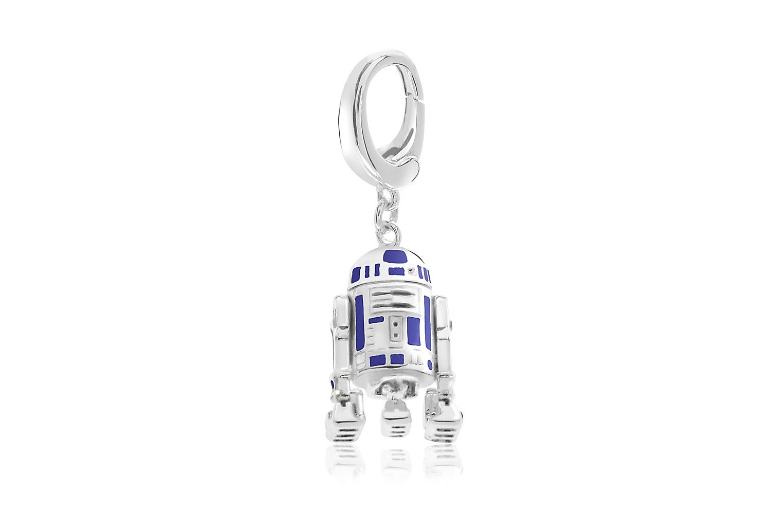 New Silver R2-D2 charm at Disney Store