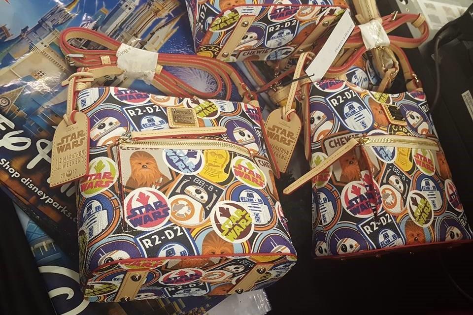 2017 Dooney & Bourke Run Disney handbags