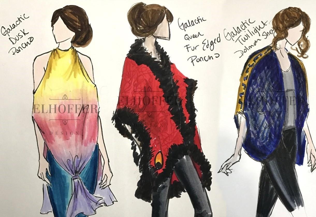Elhoffer Design's gorgeous Amidala designs!
