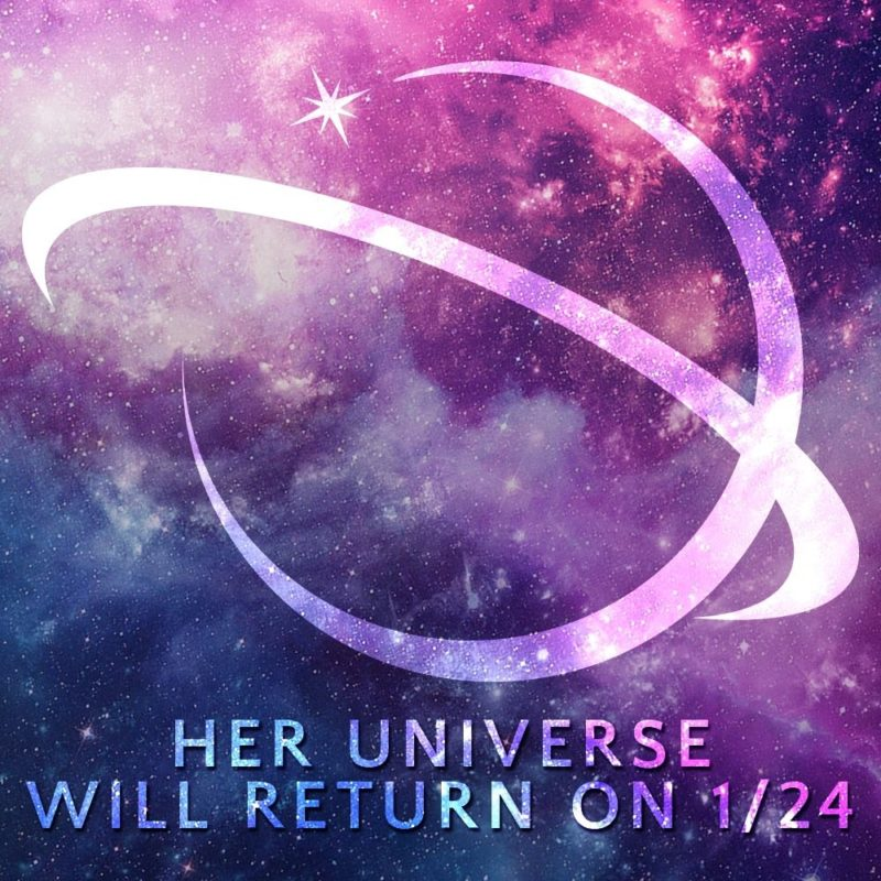 Her Universe new website launching soon