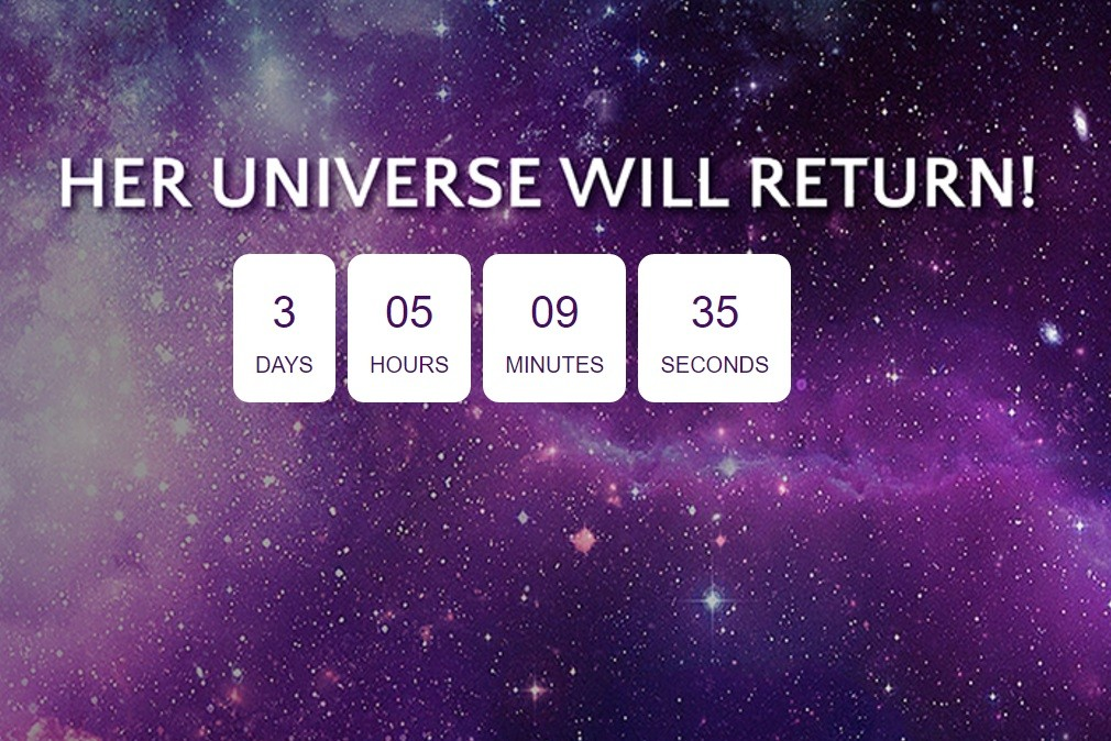 Her Universe website returning soon!